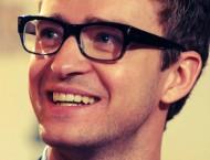 Mannen met bril
