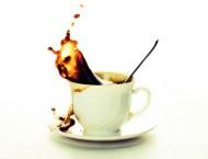 Te veel koffie drinken