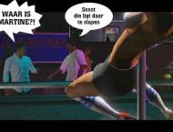 Een stripclub